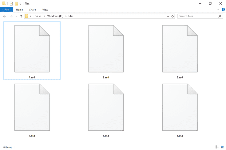 Esd file what it is how to open one ccuart Choice Image