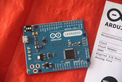 Arduino User Programmed Thermostat Projects