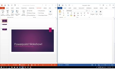 How to Split Screens in Windows