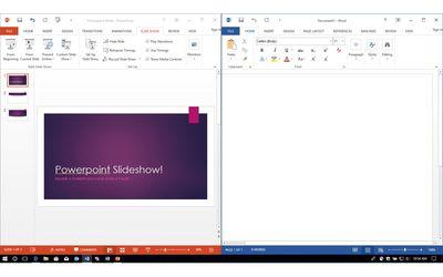 How to Split Screens in Windows