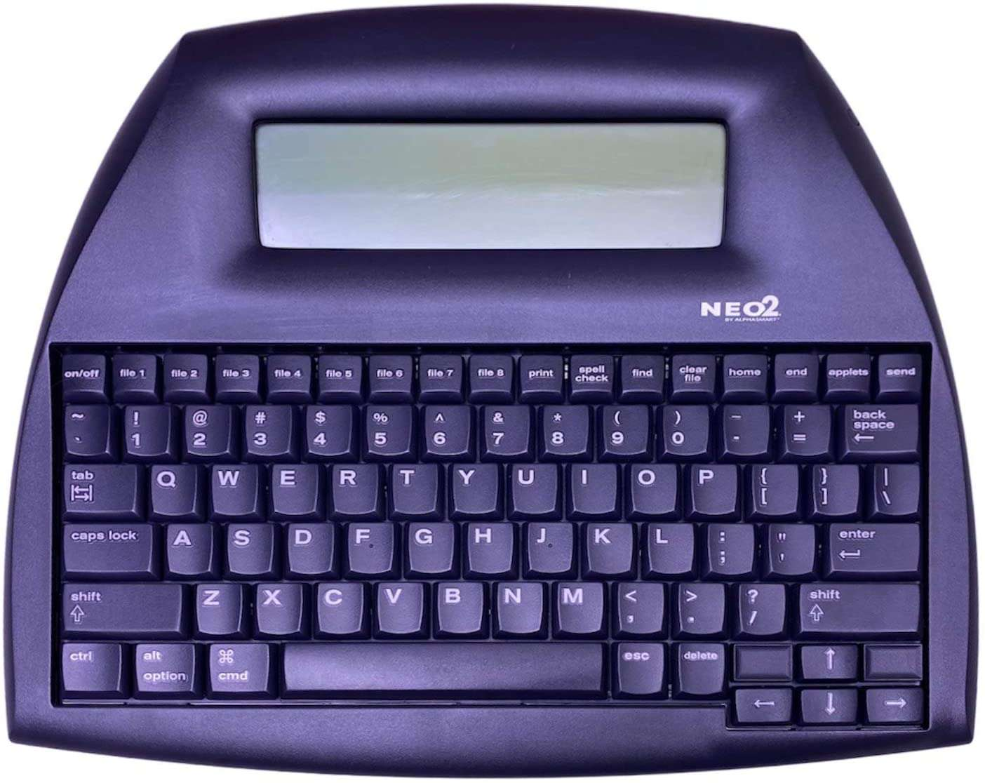 A product image of an Alphasmart Neo 2