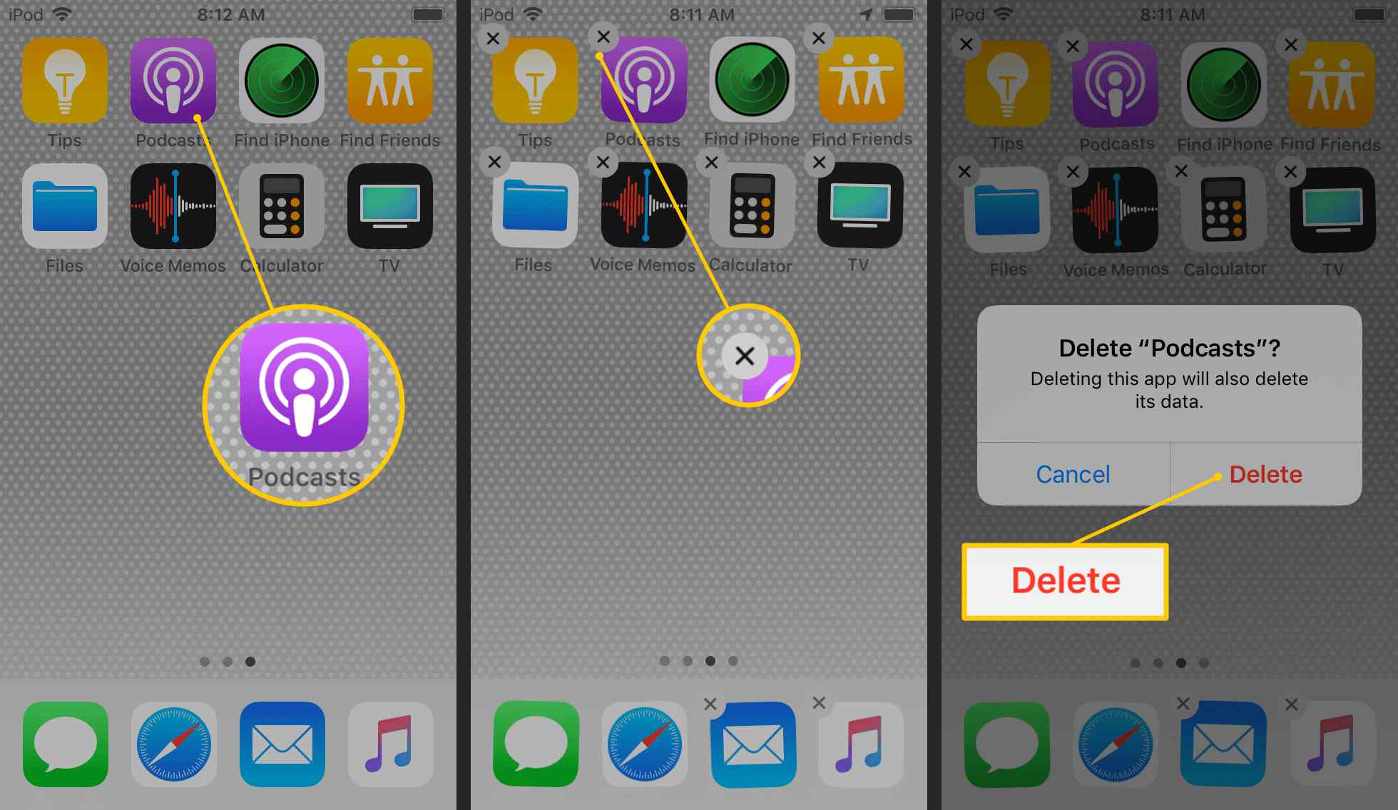 ipod touch 2g apps