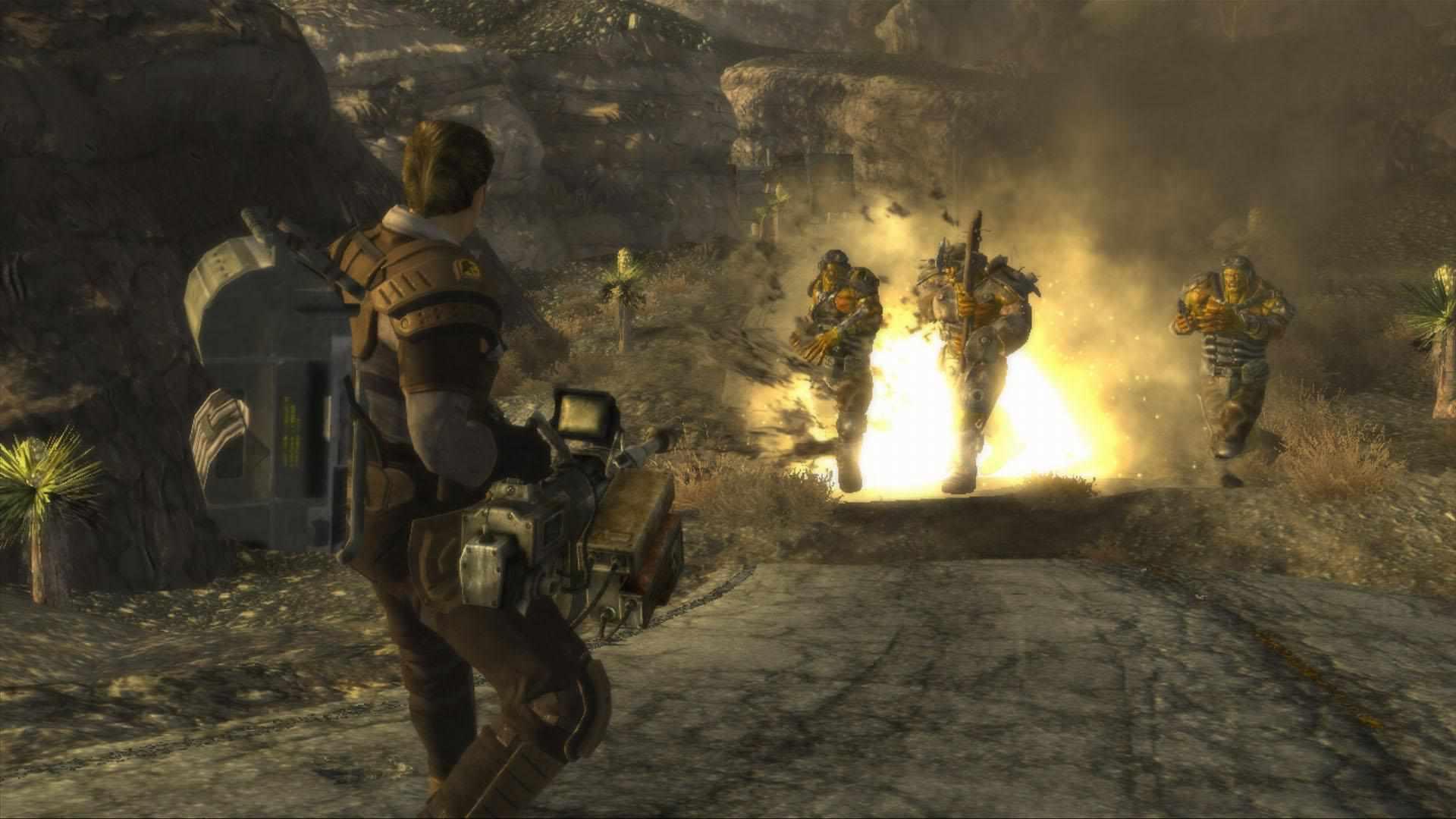Fallout: New Vegas offline RPG Game