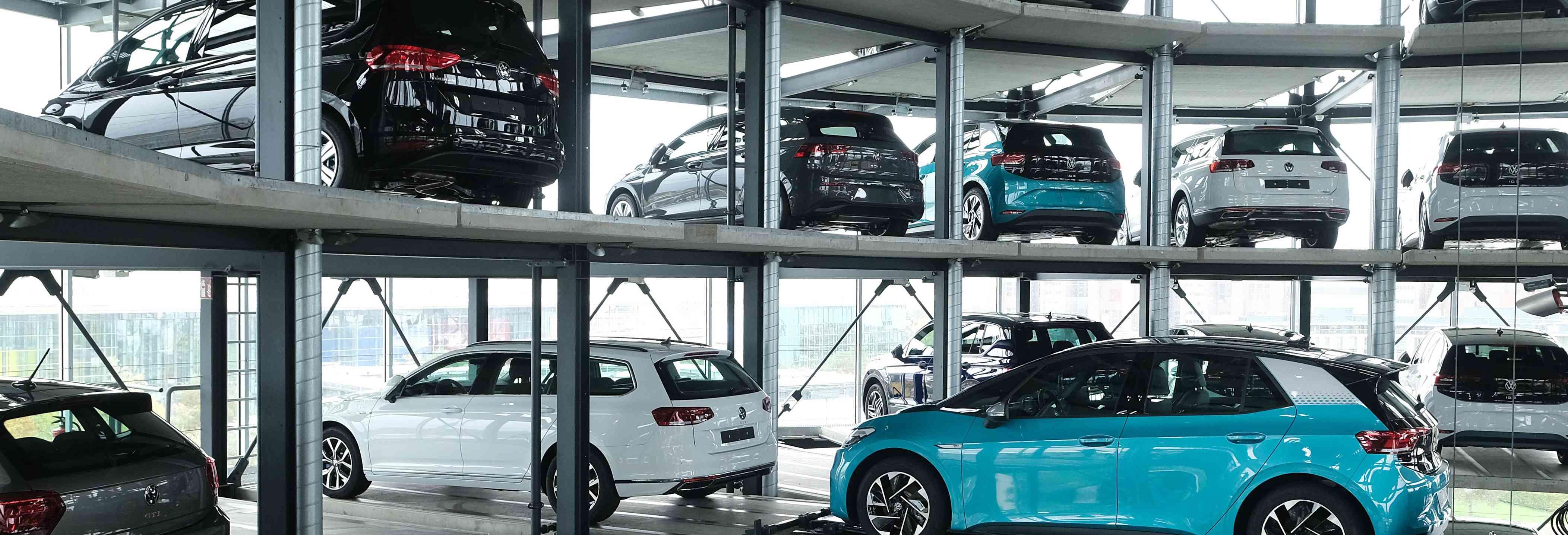VW production facility