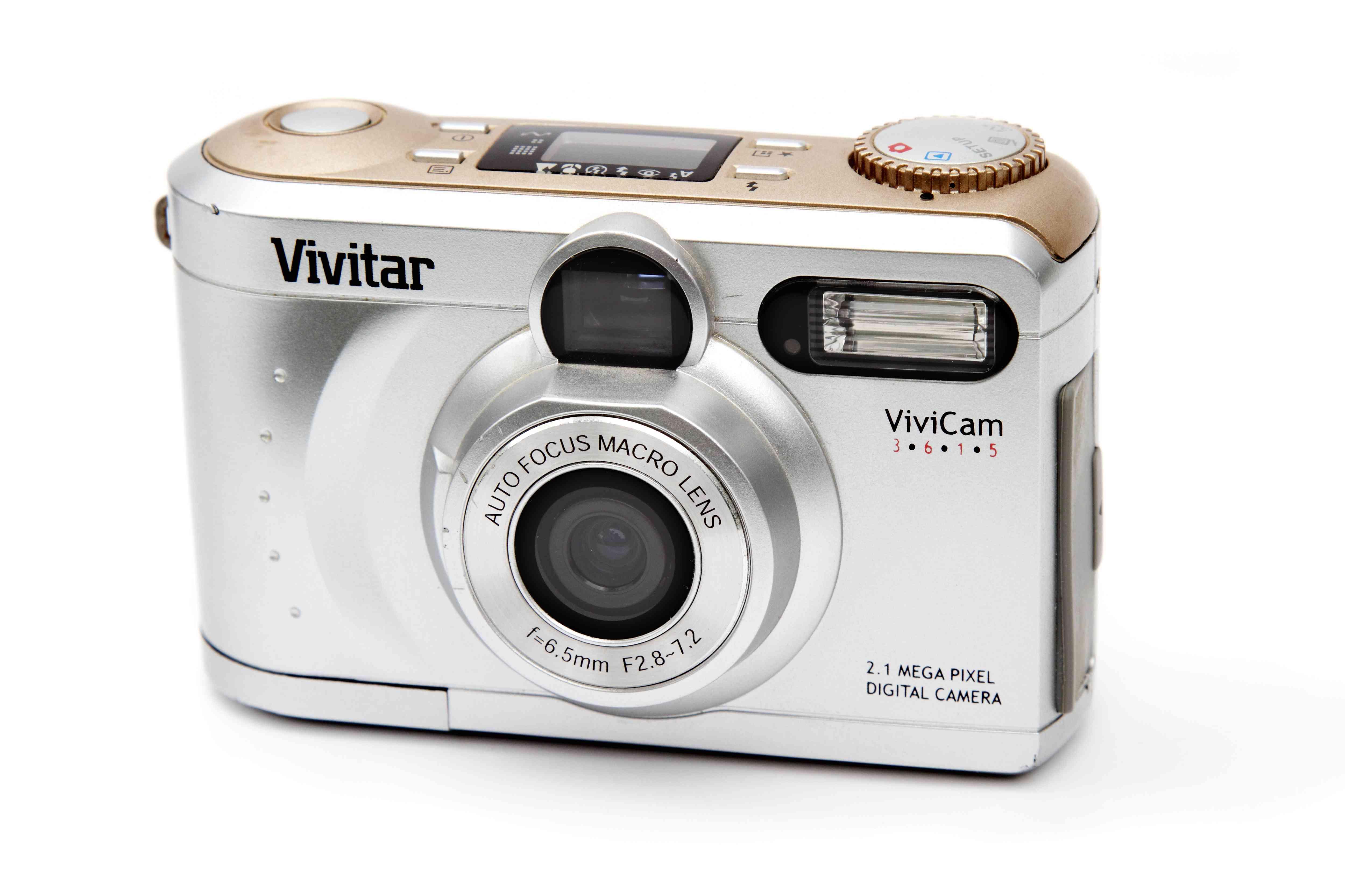Vivitar 2.1 megapixel digital camera