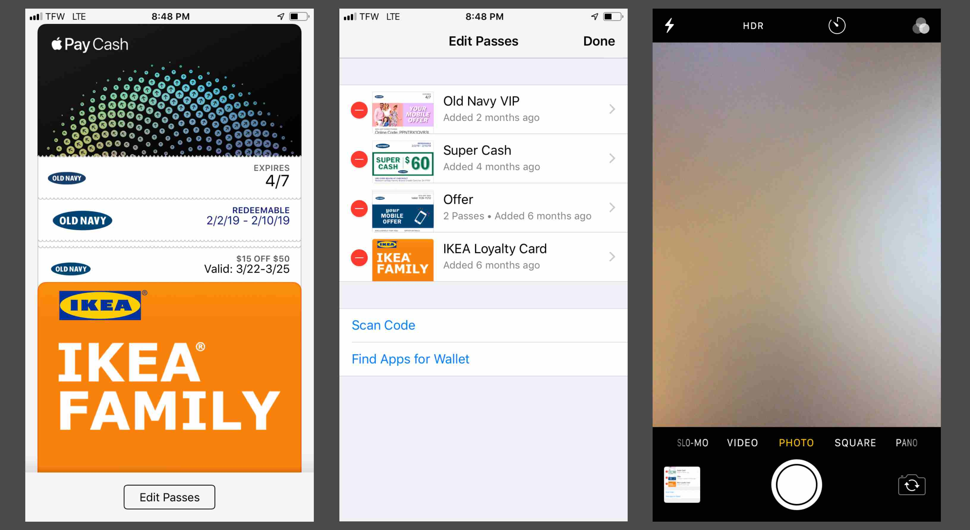 How to Use Apple Wallet