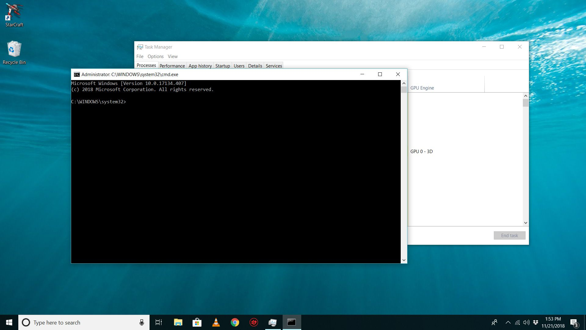 command prompt admin windows 8 not working