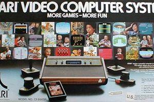 Atari video computer system advertisement