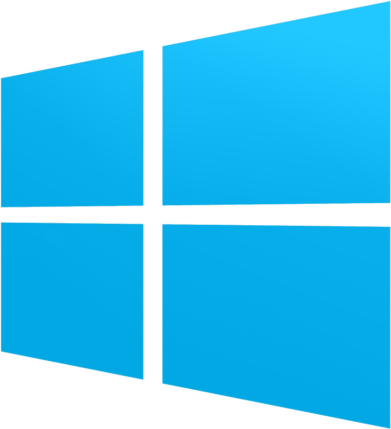 Picture of the Windows logo