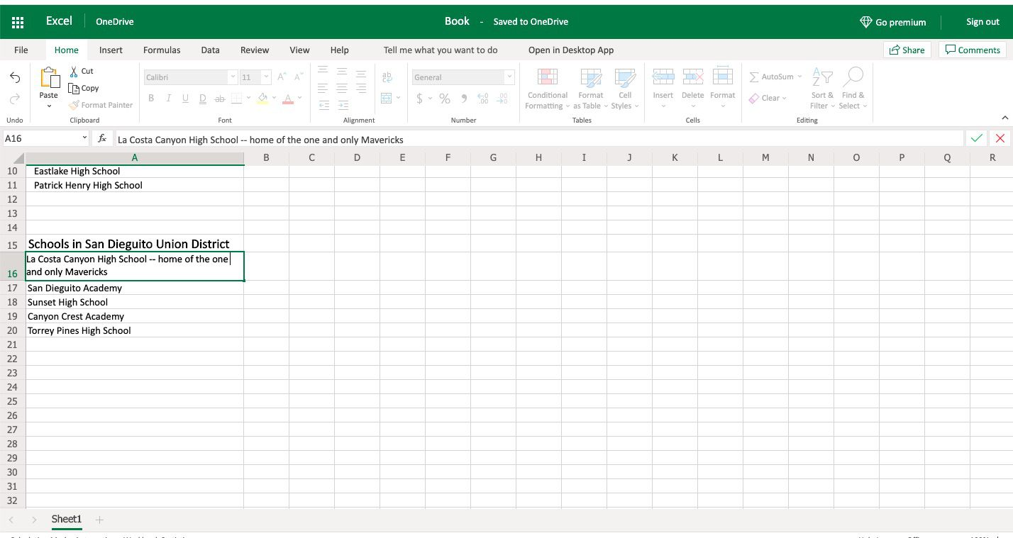 Excel Remove Indentation on Multiple Cells at Different Levels