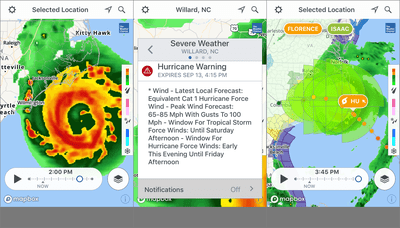 The 6 Best Free Weather Apps