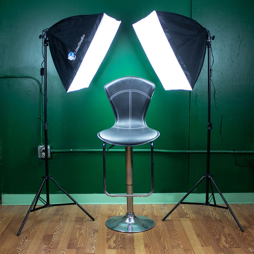 LimoStudio AGG814 Softbox Lighting Kit