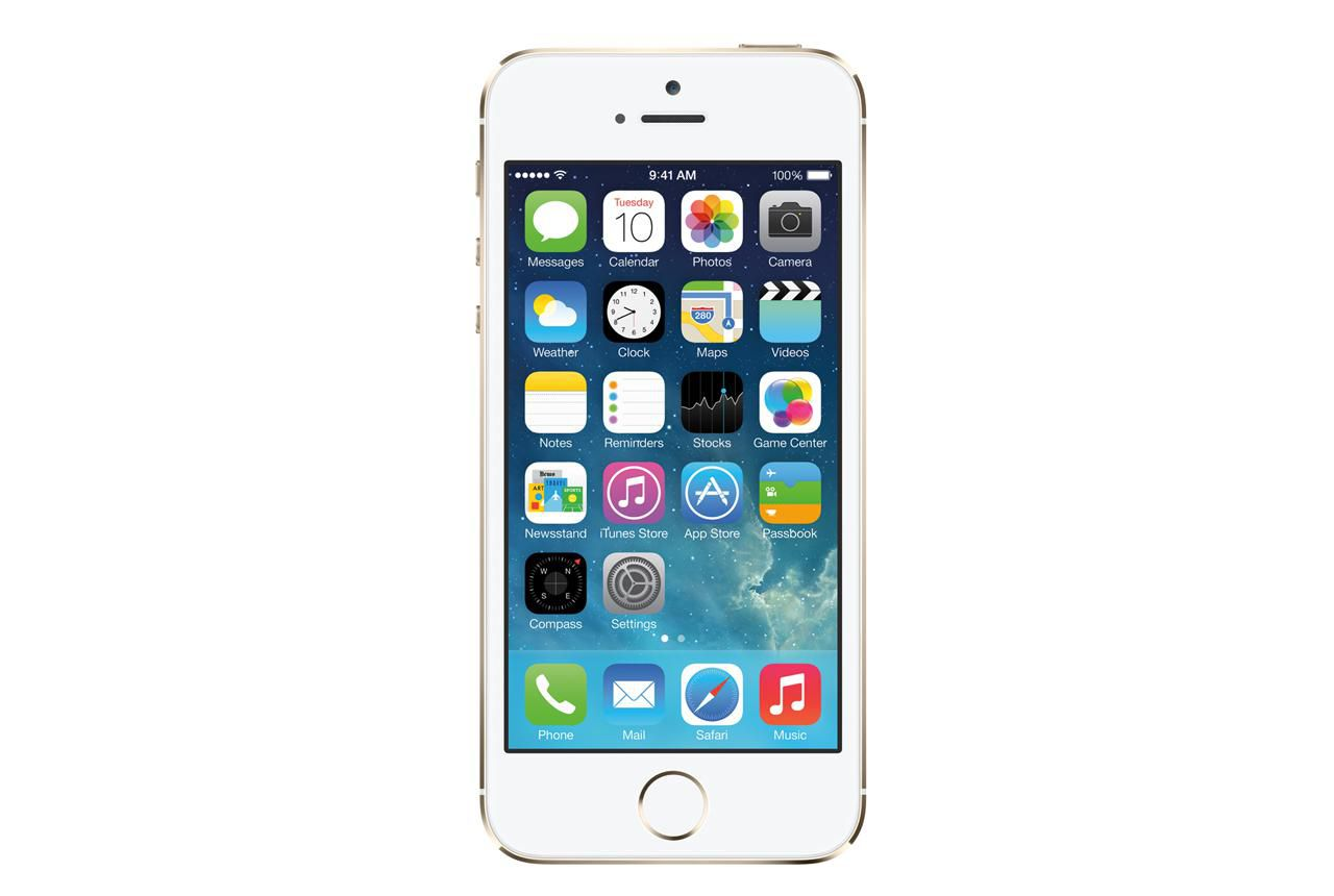 iPhone 5S Hardware and Software Features