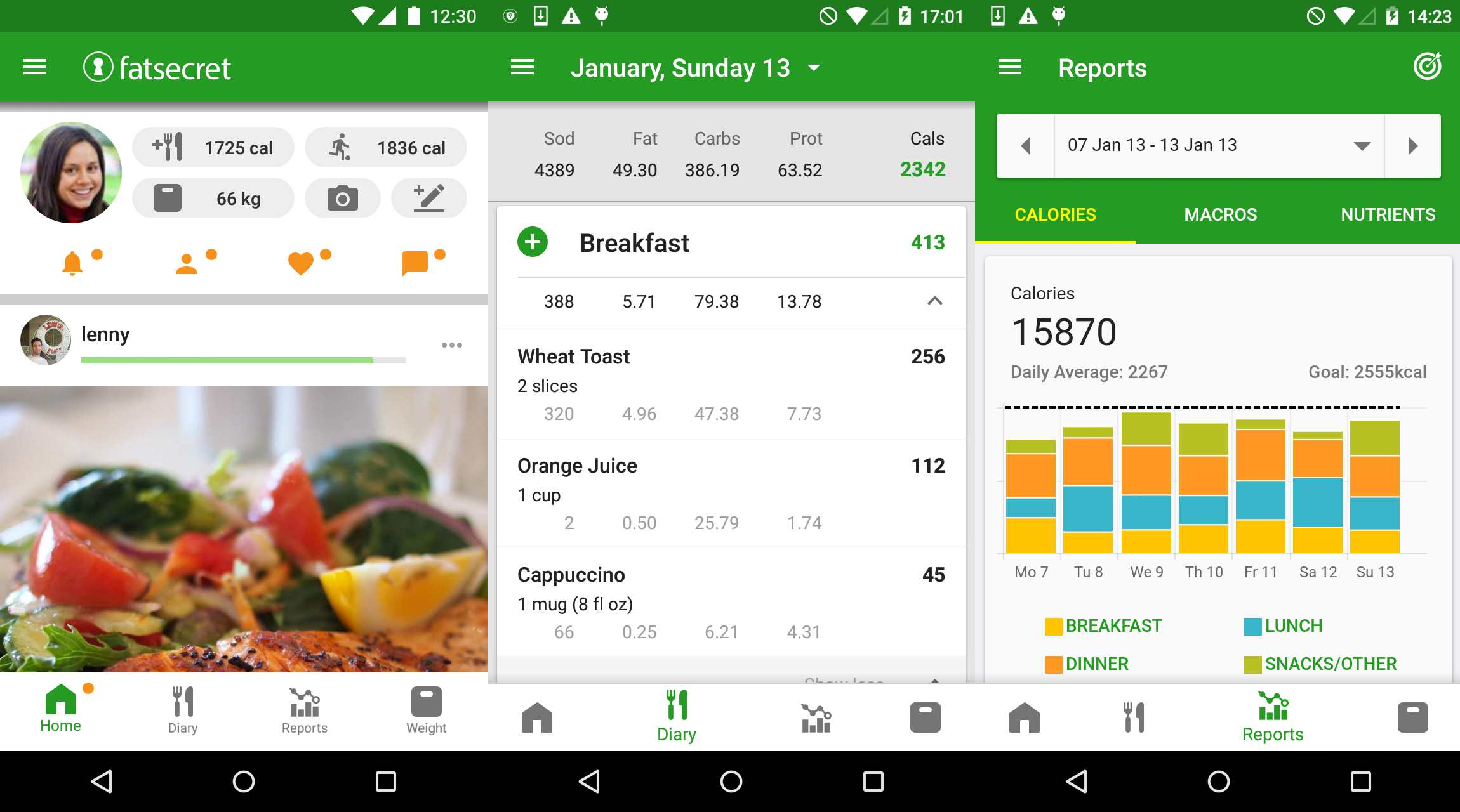 The Best Calorie Counter Apps of 2019