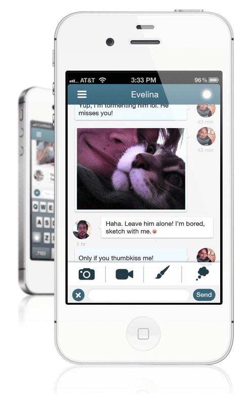 Pair Screenshot