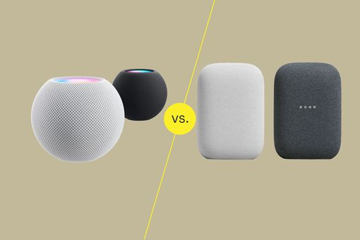 HomePod mini vs. Nest Audio