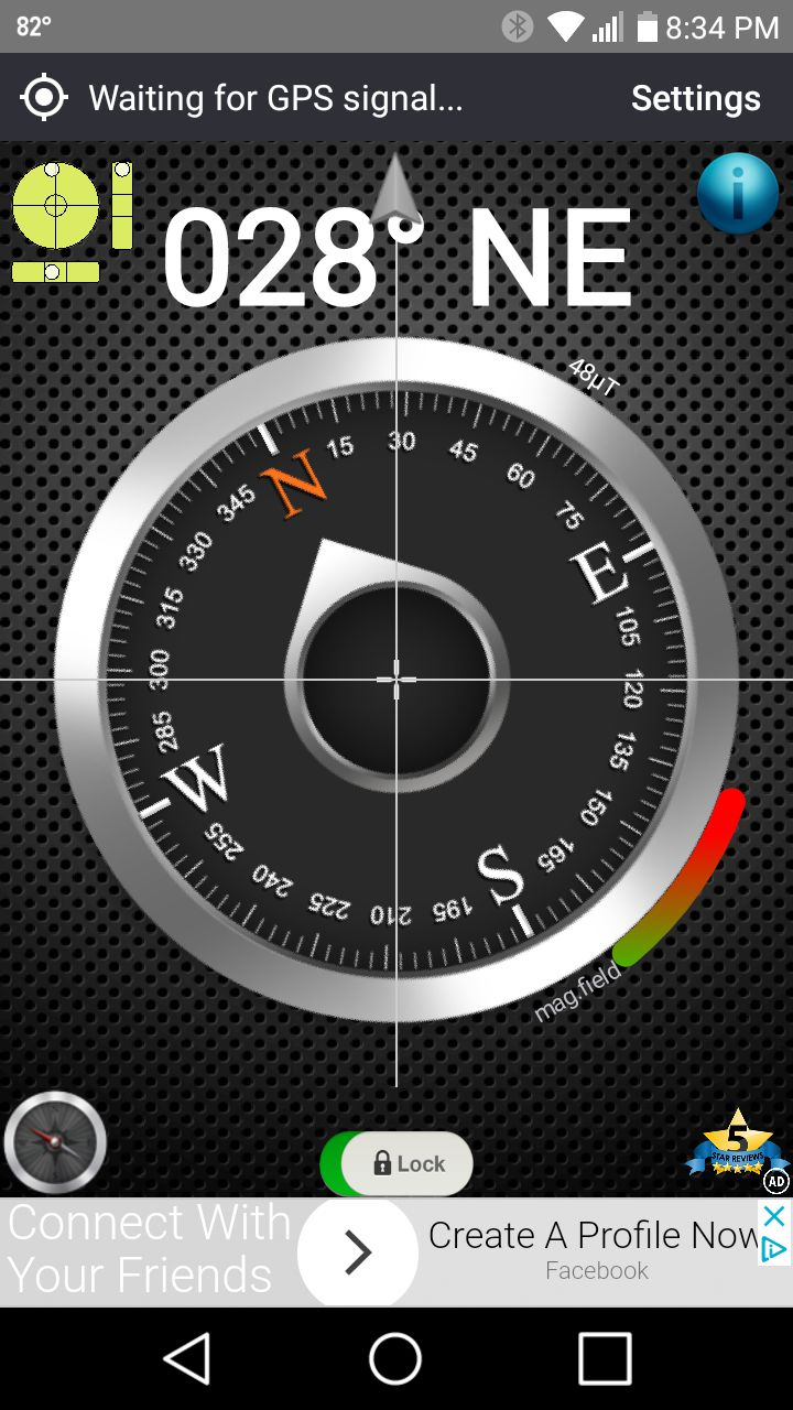 Compass 360 app