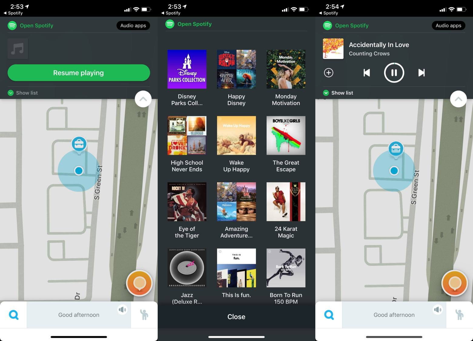 How to Use Waze to Play Spotify