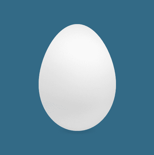 Twitter egg profile picture
