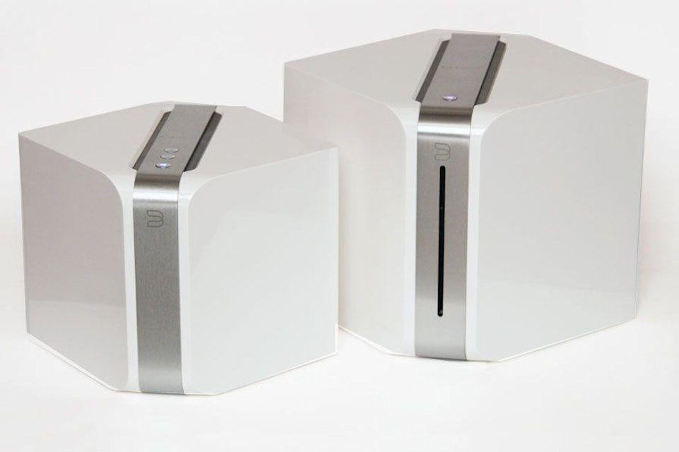 Bluesound speakers