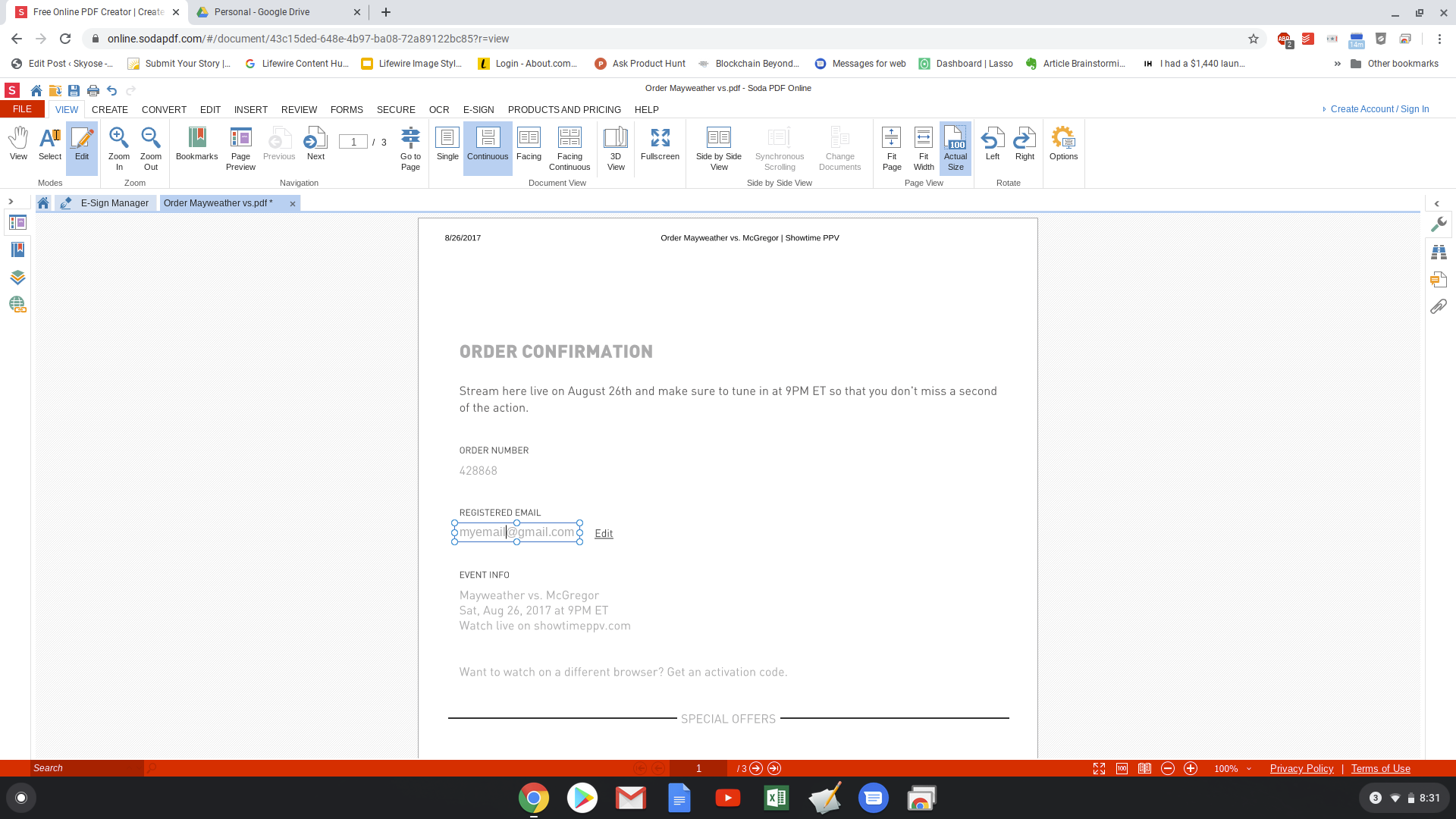 How To Edit A Pdf On Chromebook Finding unwanted blank pages in your google docs happens sometimes, especially when working with documents that originated from another source. how to edit a pdf on chromebook