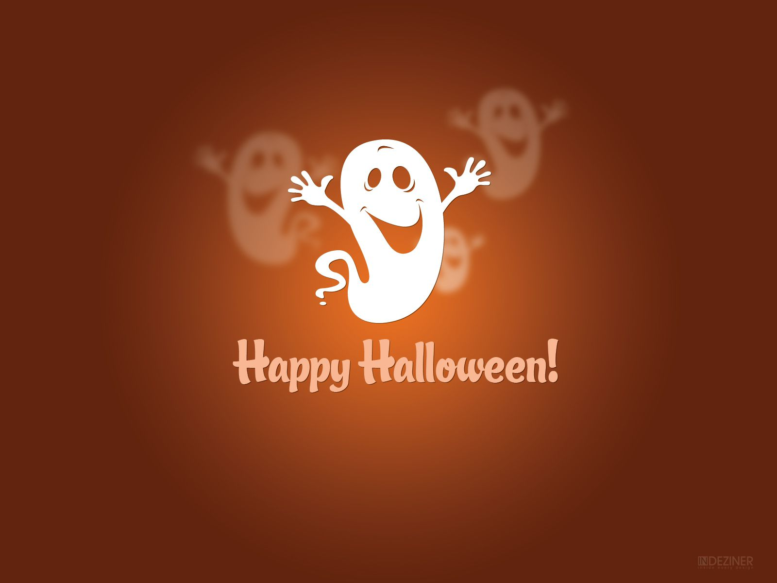 45 spooky and fun halloween wallpapers - Funny happy halloween wallpaper ...