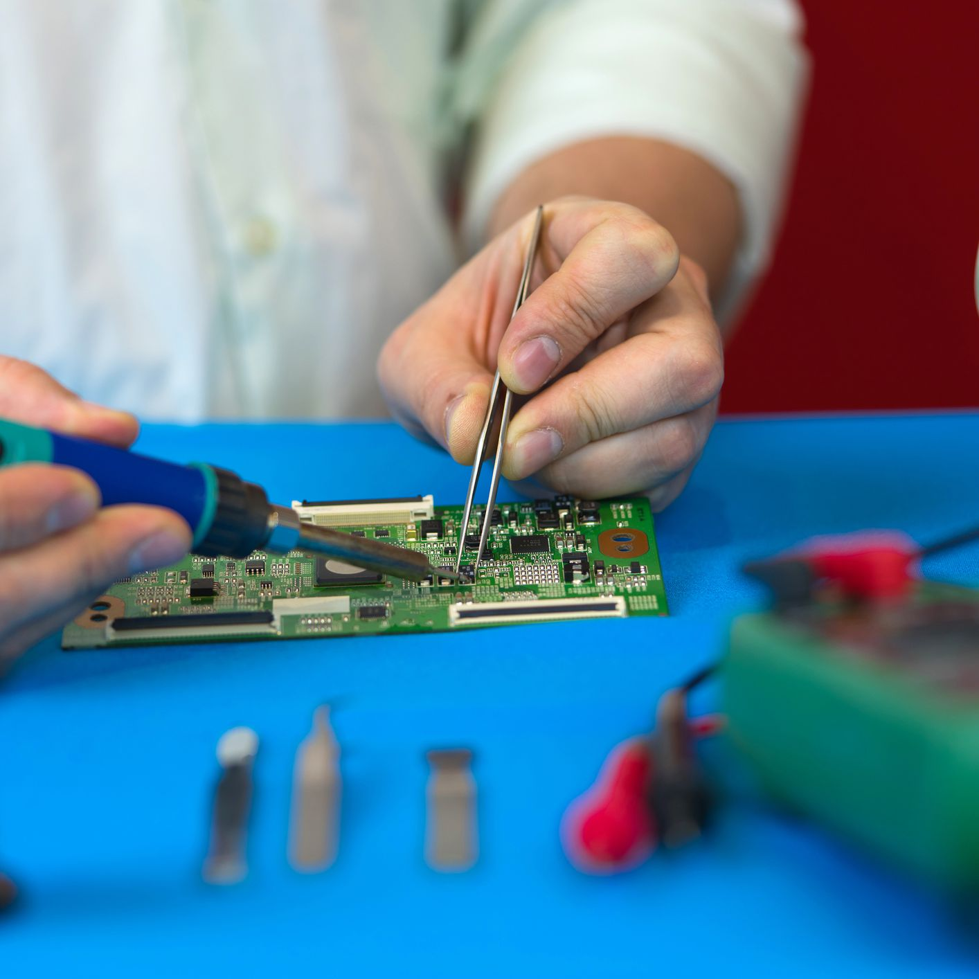 Types of Solder Flux for Use in Electronics