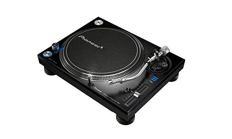 Best DJ Turntable Pioneer PLX 1000