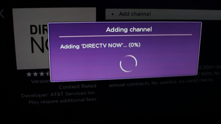 How to Download the DirecTV Now App for Roku