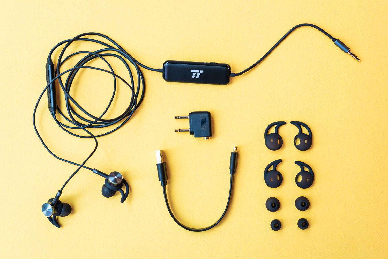 TaoTronics TT-EP01 Active Noise Canceling Headphones