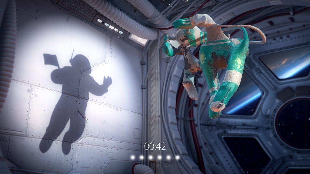 Screenshot of the game 'Shadowmatic'