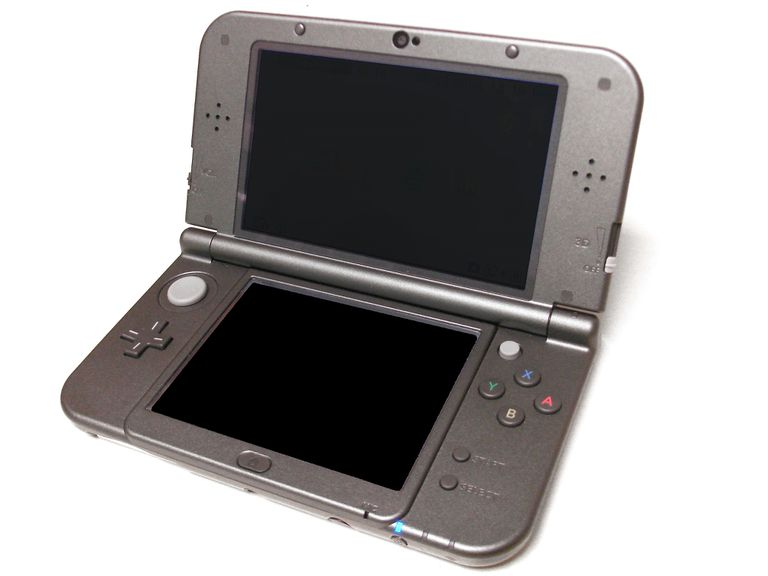 Nintendo 3DS XL model