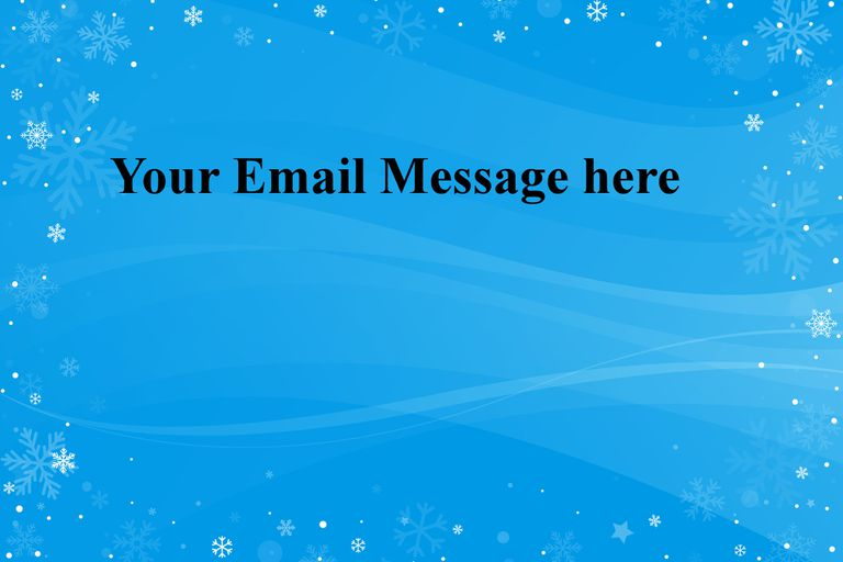 email stationary