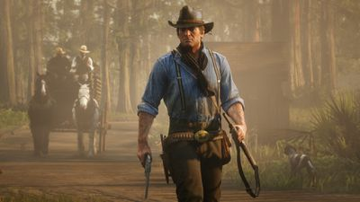 Screenshot of Red Dead Redemption 2