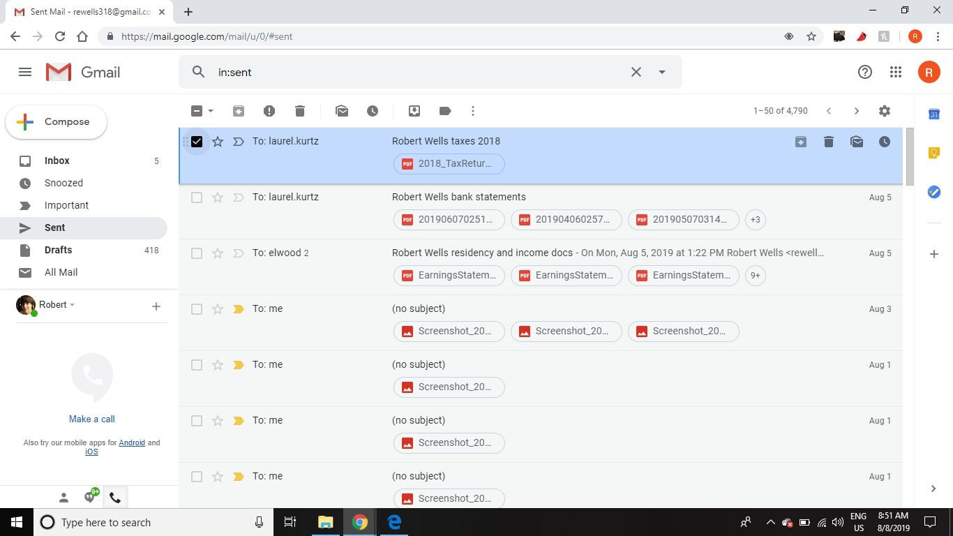 How to Select Multiple Messages in Gmail Quickly