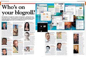 The Journalist's Blogroll