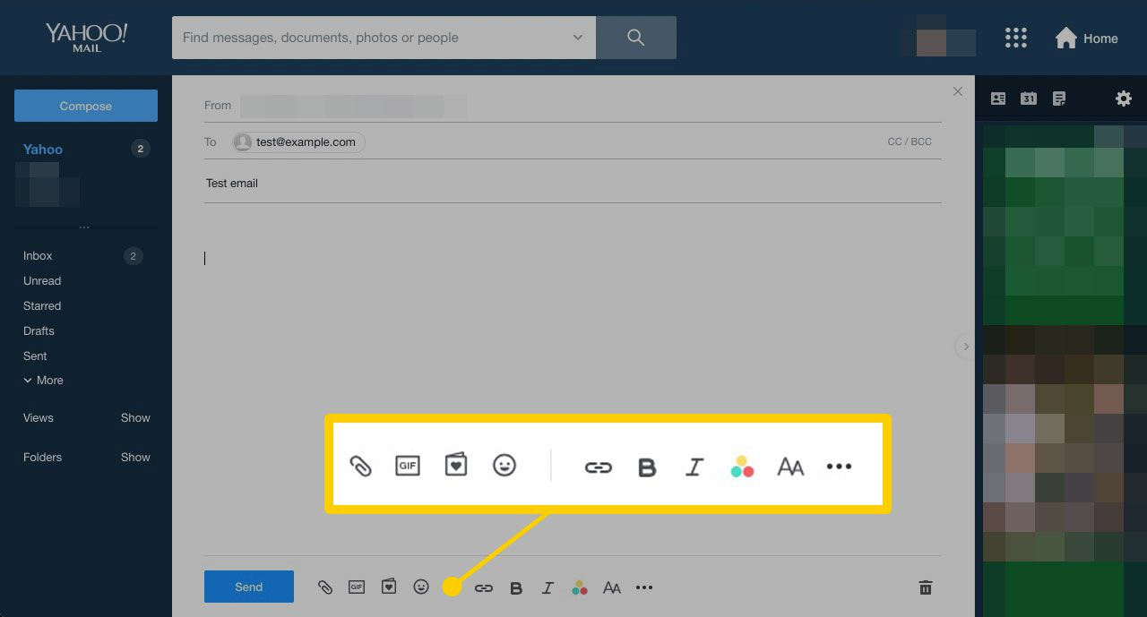 How to Change the Spell Check Language in Yahoo! Mail