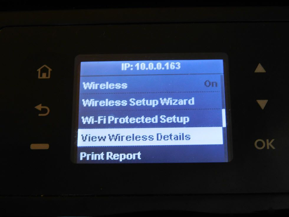 How to Find a Printer's IP Address