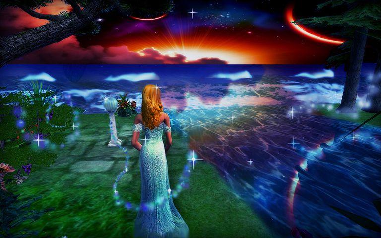 Final Fantasy X scene