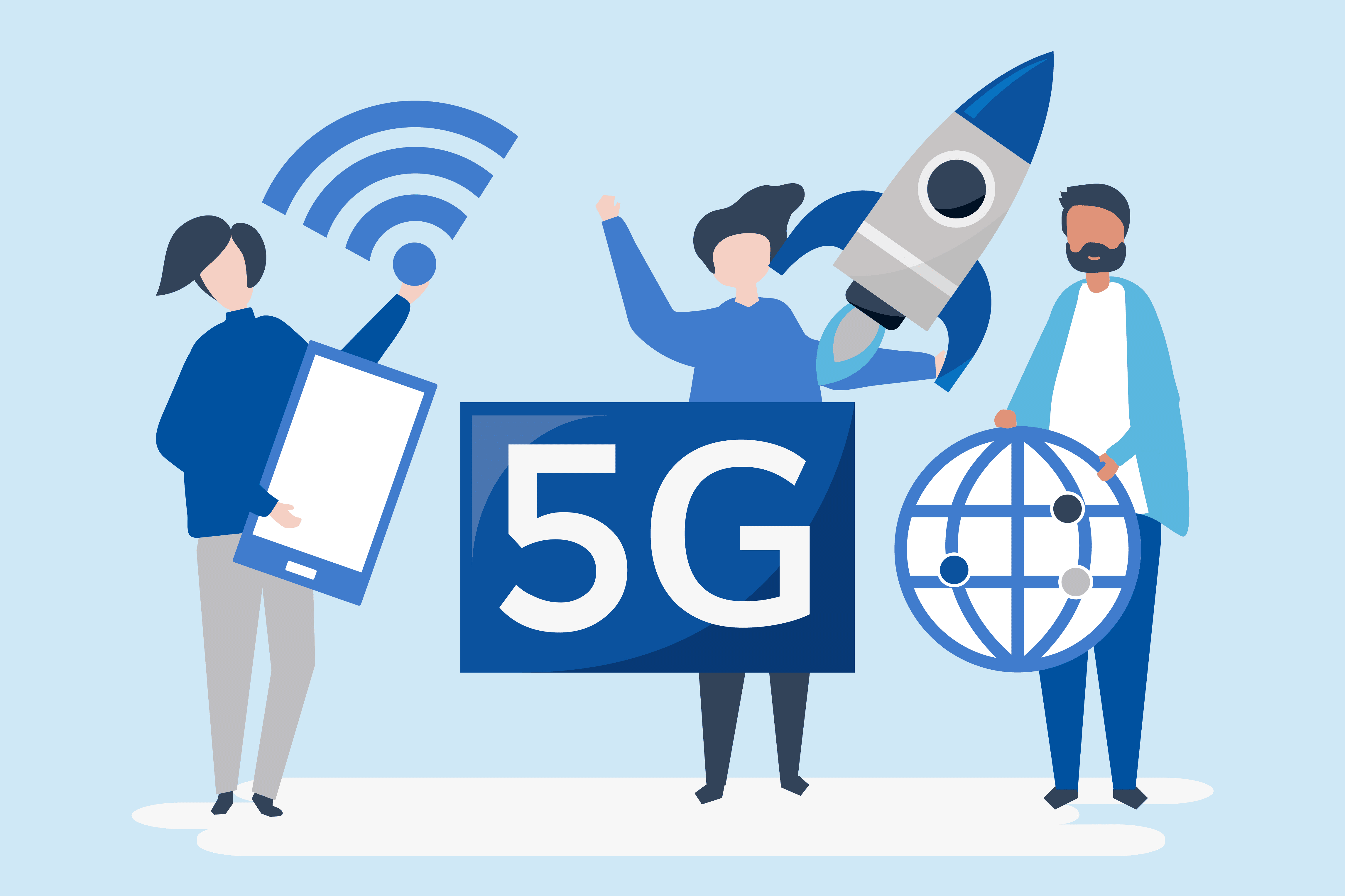 5G: The Latest News & Updates (December 17, 2018)
