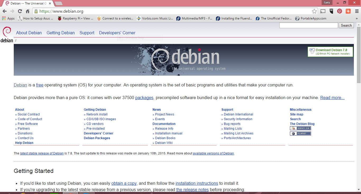debian 7 64 bit iso download