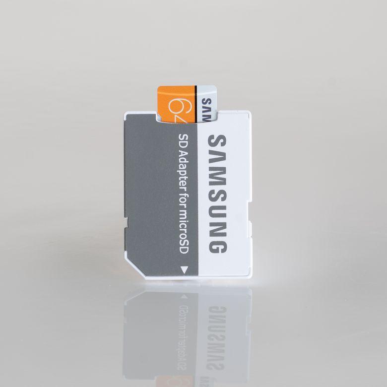 Samsung EVO 64GB SD Card