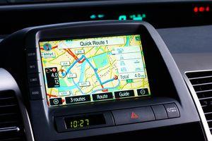 Car Sat Navigation system