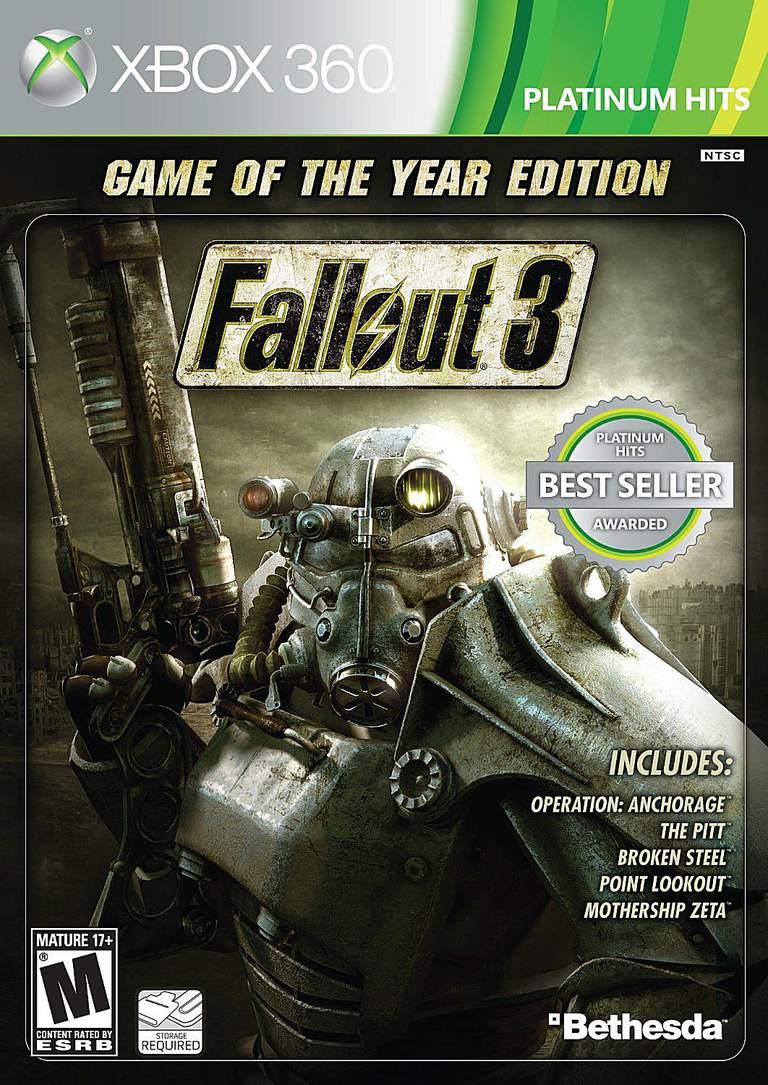 'Fallout 3' vs. 'Fallout: New Vegas'