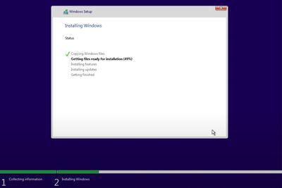 Reinstall Windows 10