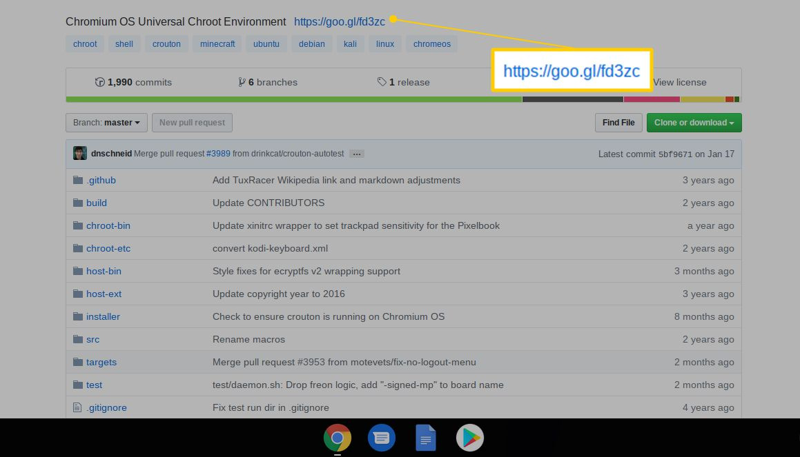 How to Install and Run Linux on a Chromebook