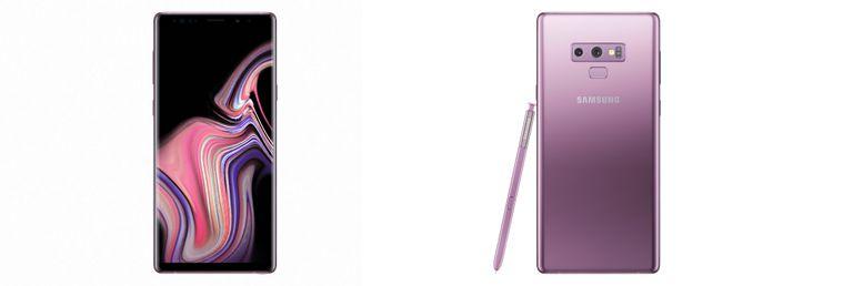 The latest Samsung Galaxy phone