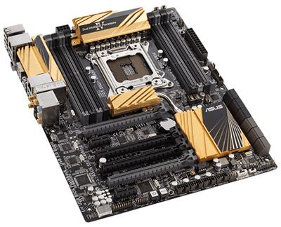 ASUS X7-DELUXE Motherboard