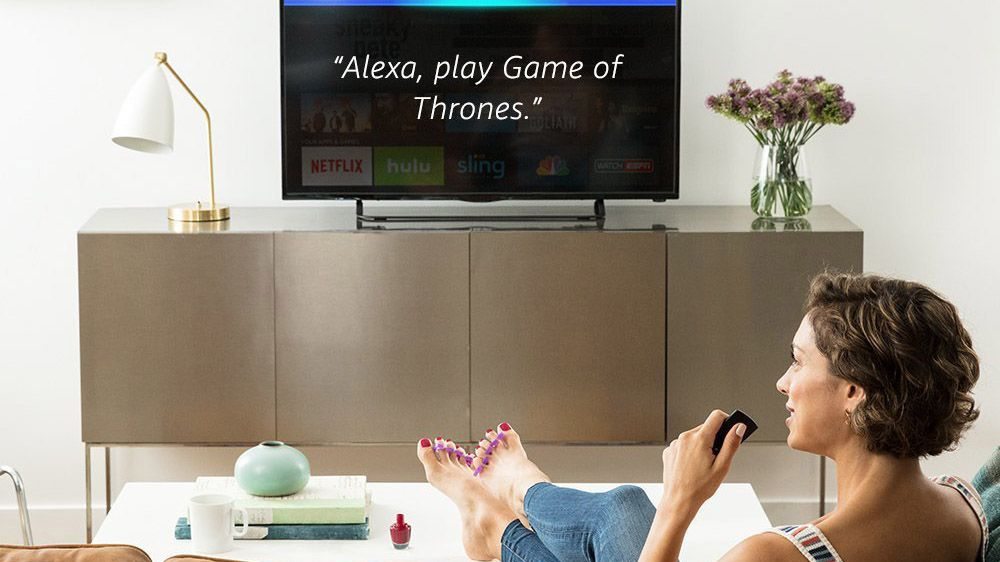 How to Control Your TV With Alexa