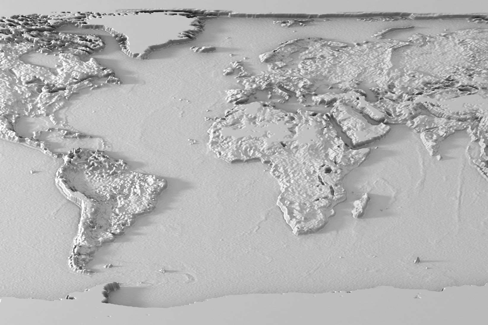 How to Create a 3D Bump Map Using Photoshop
